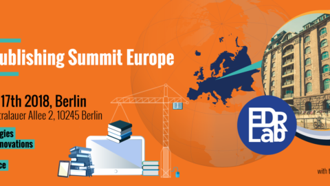 Come to the Digital Publishing Summit Europe 2018