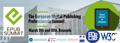 EPUB Summit 2017 overview and program