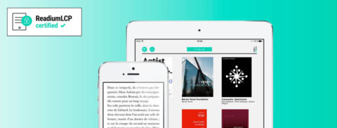 Lis-a by Art Book Magazine, first LCP compliant app on the App Store