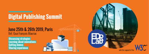 Digital Publishing Summit 2019 is coming!