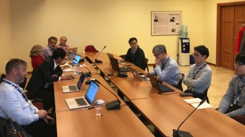 LCP to become an ISO standard, first ISO meeting in Milan