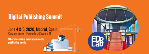 Digital Publishing Summit 2020 – no meeting in Madrid