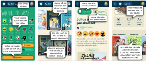 The Stockholm Public Library releases an LCP compliant iOS app