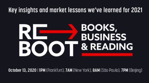 Participate to Reboot: Books, Business, and Reading